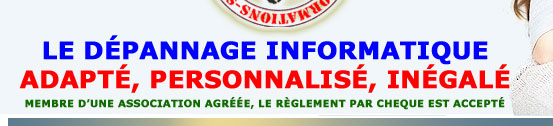 Seillans informatique dépannage, Seillans ordinateur, PC, maintenance sécurité informatique Seillans